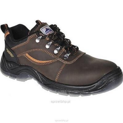 Jakie buty robocze na budowę - półbuty